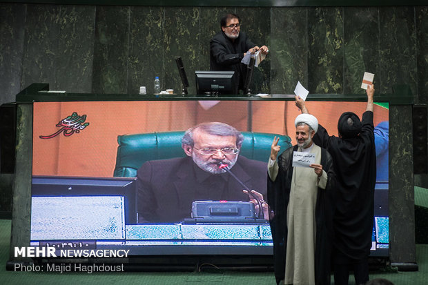 Parl. approves Iran's accession to CFT