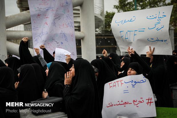 تصویب لایحه الحاق ایران به CFT