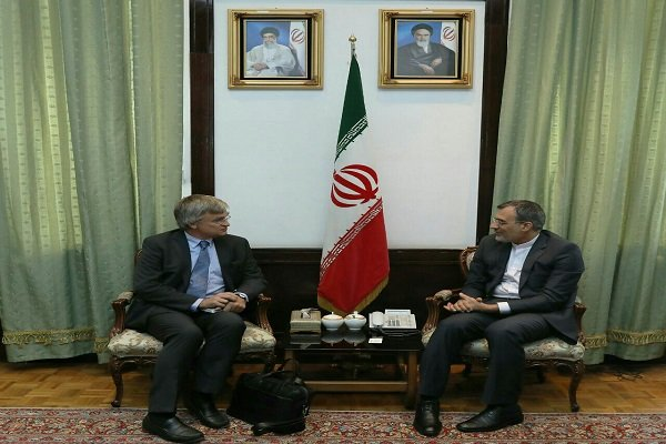 Iran, Sweden discuss Yemen crisis in Tehran
