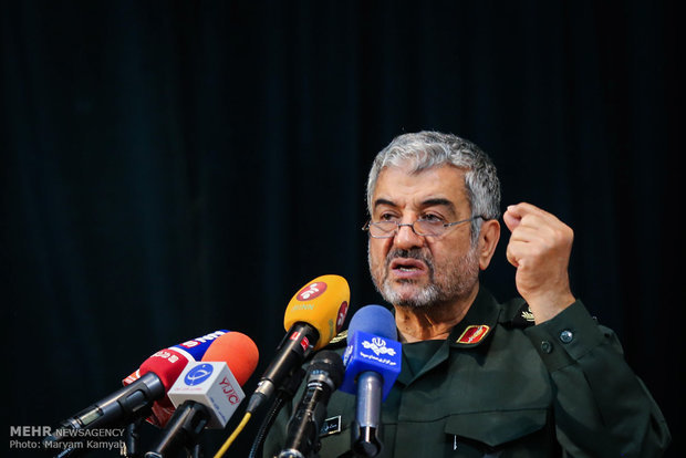 US failed in economic war against Iran: IRGC commander