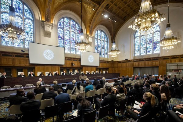 ICJ begins hearing session on Iran's frozen assets by US