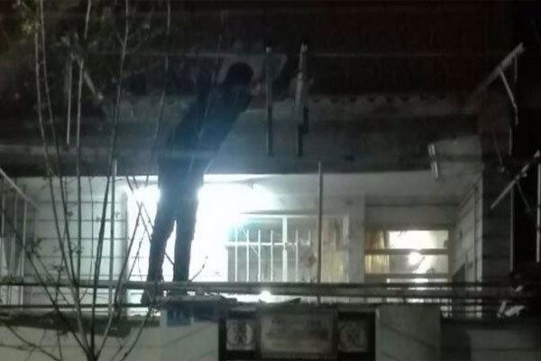 انفجار گاز در ورامین یک مصدوم برجا گذاشت