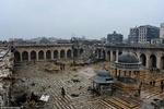 موزه پرگامون برلین به بازسازی مسجد امویان حلب کمک میکند