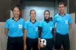 Gelareh Nazemi nominated to receive world best referee award