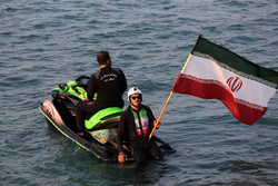 İran'da görkemli deniz tatbikatı