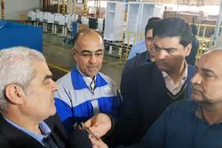 مشکلات تولید با استفاده از ظرفیت کامل صنایع کشور کاهش می یابد