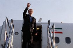 Larijani departs for Antalya to attend Eurasian parliamentary conf.