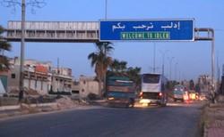 الجماعات المسلحة في إدلب تستكمل اليوم سحب الأسلحة الثقيلة من الخطوط الأمامية