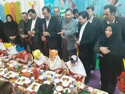 توزیع ۷۸۰۰ وعده غذای گرم در مهدهای کودک کرمانشاه
