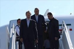 لاریجانی ترکی پہنچ گئے