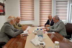 جلسه هیات مدیره پرسپولیس و بررسی راهکارها برای تامین منابع ارزی