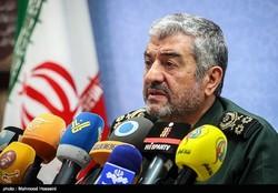 قائد الحرس الثوري: إيران سوف تصمد أمام العقوبات الأميركية بعزة وقوة
