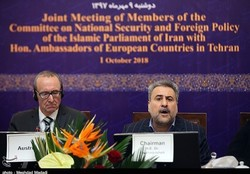 MP: EU renews call for opening office in Tehran