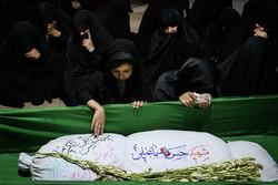 شہید اسماعیلی کا پیکر 36 سال بعد اہلخانہ کی آغوش میں واپس