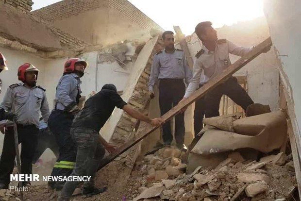 کابل میں گیس سلنڈر دھماکے کے نتیجے میں 9 افراد ہلاک