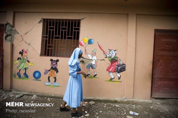 زلزله در هائیتی