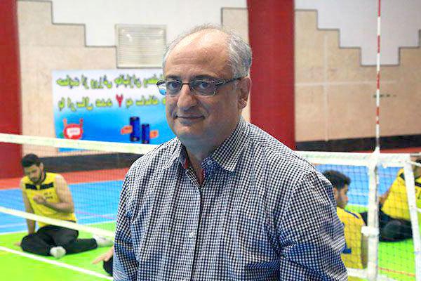 هادی رضایی: مستقل شدن کمیته ملی پارالمپیک امروز نمودش دیده میشود