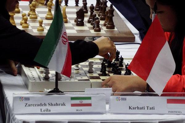 رقابت های بین المللی شطرنج جام آفتاب در خمین پایان یافت