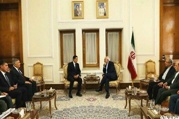 Iran FM meets SCO's next Secretary General
