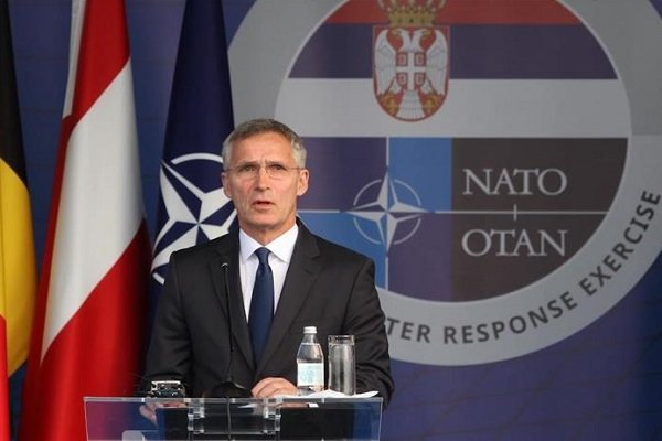 NATO secretary general calls for Iran's support for Afghanistan peace