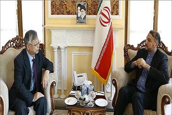 Chinese ambassador calls for enhancing economic relations with Iran