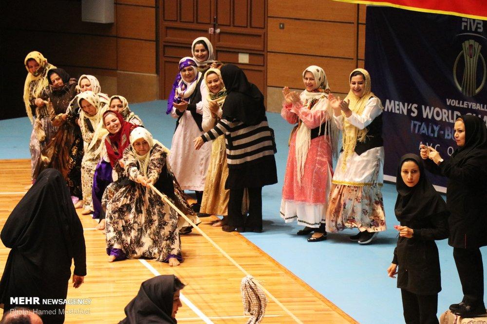 نخستین جشنواره فرهنگی ورزشی «کندیمیز» در اردبیل
