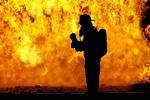 آتش سوزی خط انتقال گاز در اندیمشک مهار شد/ آغاز عملیات ترمیم