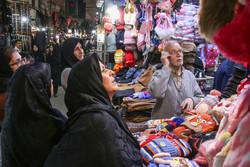 سوق تبريز تفند الاشاعات المعادية /صور