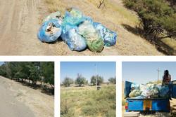 جمعآوری زباله به جای حبس برای شکارچی متخلف در شهرستان البرز