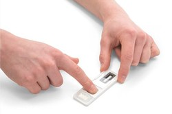 اسکنر اثر انگشت برای تشخیص سریع اعتیاد