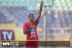 سیدجلال حسینی؛ سوپرمن فوتبال ایران