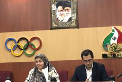 تشریح برنامه های کمیسیون ورزش و محیط زیست کمیته ملی المپیک