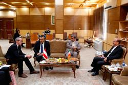 سفیر اتریش در ایران با استاندار قزوین دیدار کرد