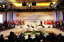 3rd meeting of Eurasian parliaments' speakers kicks off in Turkey