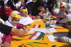 طرح ملی دستهای مهربان هلال در قزوین اجرا شد