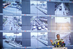 Inauguration of smart traffic control center in Tehran