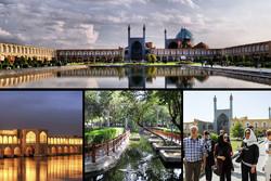 أصفهان تستقبل ٣٩ الف زائر عشية عيد النوروز