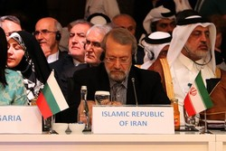 Global issues stem from US unilateral policies: Larijani