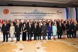 الاجتماع الثالث لبرلمانات أوراسيا في تركيا /صور