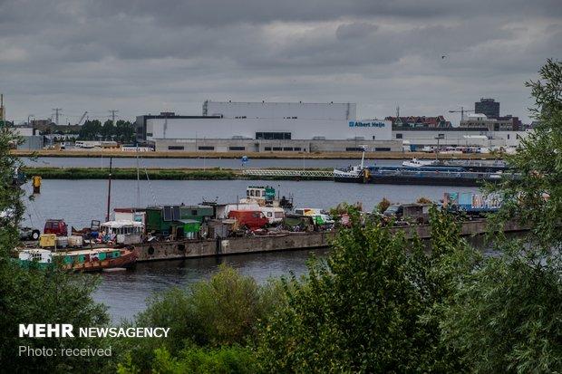 زندگی در حاشیه آمستردام
