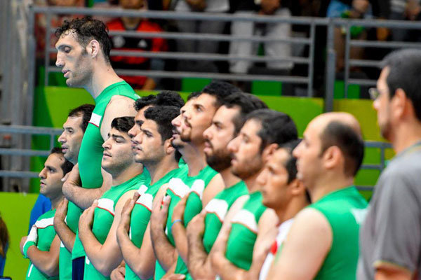 Iranian sitting volleyball teams win gold, silver medals