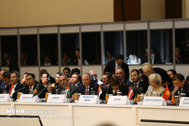 3rd meeting of Speakers of Eurasian Countries' Parliaments