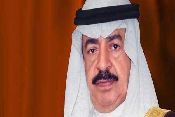 بحرین کے مستعفی وزیر اعظم دوبارہ حکومت تشکیل دینے پر مامور