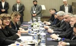 لاريجاني يؤكد على اهمية مكافحة الارهاب على الصعيد الدولي