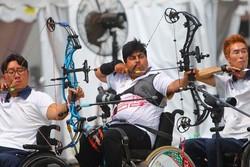 کاکوش مدال برنز رقابت های تیراندازی با کمان را کسب کرد