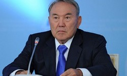 Kazakhstan to exert efforts for solving crisis in Syria