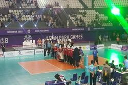 راهیابی والیبال نشسته بانوان به فینال آسیا با برتری برابر ژاپن