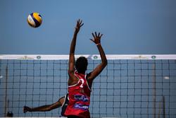 هرمزگان میزبان اولین اردوی تیم والیبال ساحلی امید