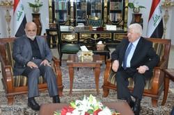Iranian ambassador lauds Foud Masoum