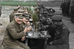 جنگ جهانی اول به صورت مستندی سه بعدی و رنگی روی پرده سینما
